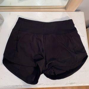"""lululemon athletica Shorts - NWT Lululemon Speed Up MR Short 4"""""""